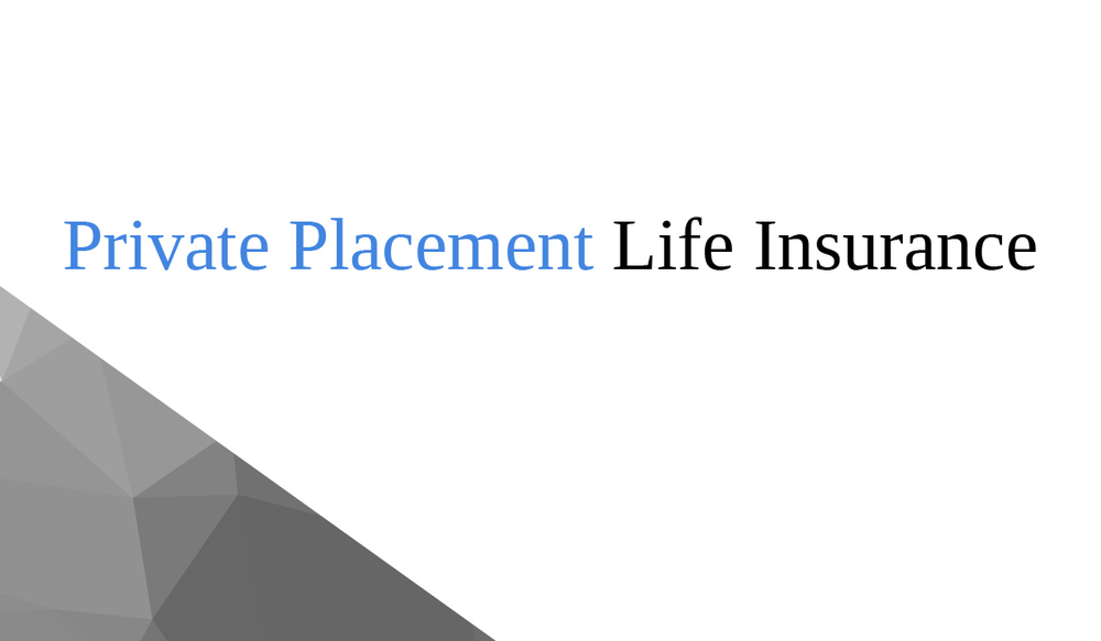 PPLI: Life Insurance Defined