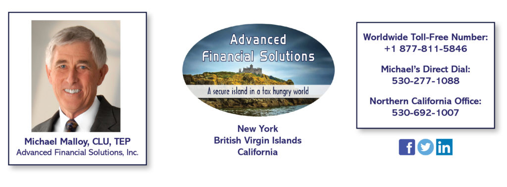 Michael Malloy & Advanced Financial Solutions