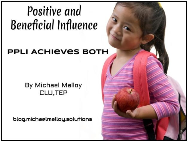 Positive and Beneficial Influence- PPLI Achieves Both