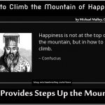 How to Climb the Mountain of Happiness